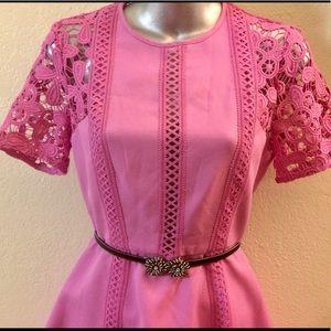 Stunning ASOS Exquisite Lace trims Princess Dress